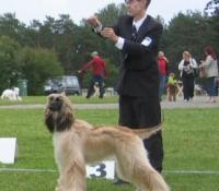 2008  Paola winning BOS